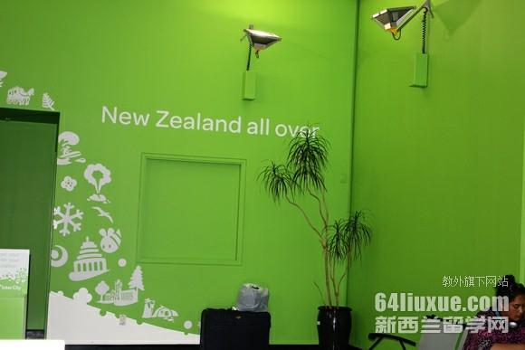 新西兰惠灵顿的小学