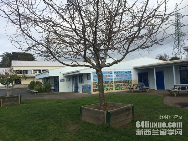 新西兰奥克兰北岸公立小学
