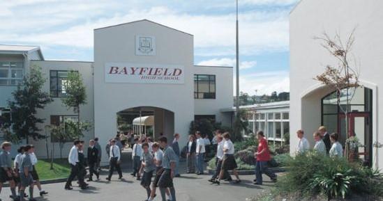 新西兰丹尼丁高中