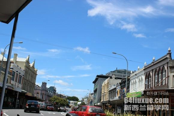 新西兰读大学申请条件