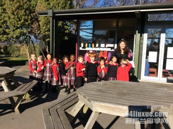 新西兰玛格丽特皇后中学