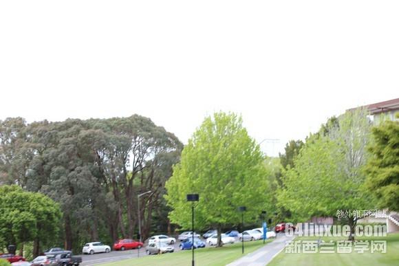 新西兰怀卡托大学留学