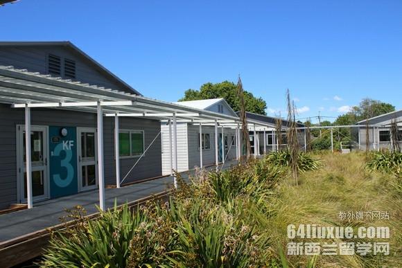 新西兰南岛坎特伯雷大学