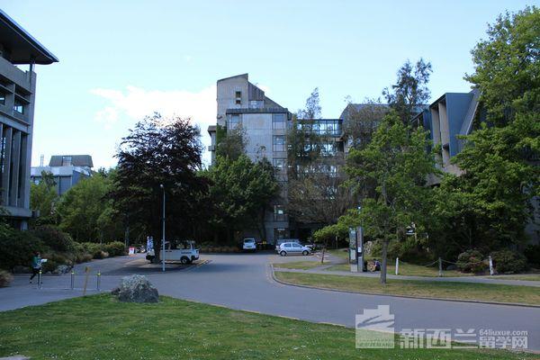 新西兰坎特伯雷大学