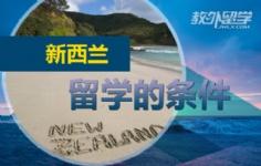 新西兰留学的条件