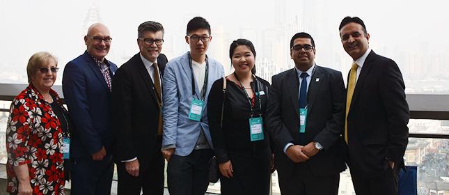 教外留学应邀参加新西兰教育厅及移民厅教育论坛