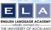 奥克兰大学语言中心ela